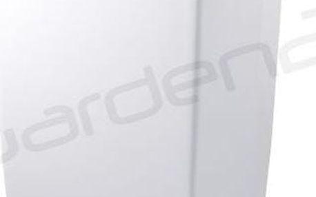 Samozavlažovací květináč G21 Linea bílý 39cm