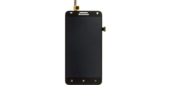 Lenovo LCD displej + dotyková deska pro Lenovo S580 černý