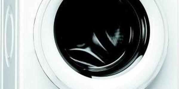Automatická pračka Whirlpool FSCR 70413 bílá + Doprava zdarma