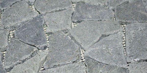 Mozaika Garth z andezitu - tmavě šedá obklady 1 m22