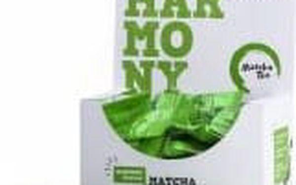 Čajová květina Matcha Tea zelený čaj 30 x 2 g