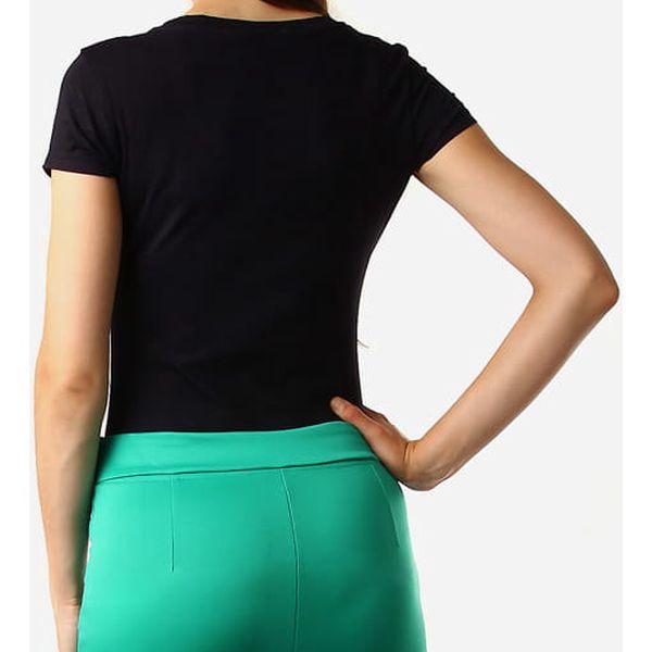 Dámská zeštíhlující sukně se zipem zelená2