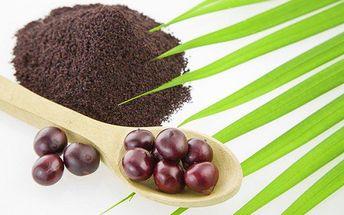 100g balení Acai Berry Naturwel s vysokými antioxidačními účinky