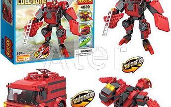 Stavebnice robotů Transformers