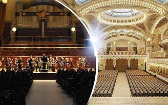 Koncert ve Smetanově síni - Obecní dům! A. Vivaldi - Čtvero ročních dob, 15.10. či 12.11.2016