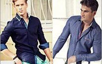 Kupon 40% na nákup luxusních košil. Šaty dělají člověka, to je pravda odvěká.