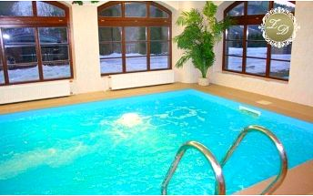 Romantika v Beskydech s polopenzí a bazénem