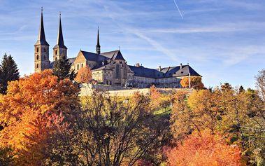 1denní výlet do bavorského středověkého Bambergu
