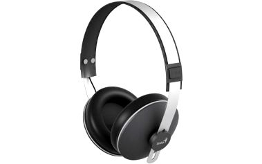 GENIUS Headset HS-M435, mobile headset, in-line controller, mic, 4-pin 3.5mm