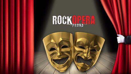 40% sleva na hudební show v RockOpeře dle výběru