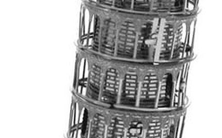 3D kovové puzzle - šikmá věž v Pise - dodání do 2 dnů