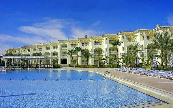 Egypt - Hurghada na 8 až 12 dní, all inclusive nebo polopenze s dopravou budapešť (+1) nebo budapešť