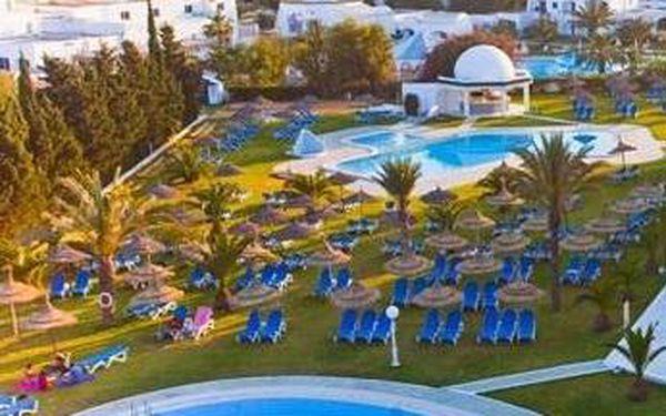 Tunisko - Hammamet na 8 až 12 dní, all inclusive s dopravou letecky z Prahy