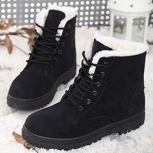 Zimní boty s kožíškem - 4 barvy - velikosti 34 - 42 !!