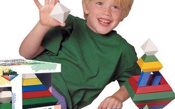 Stavebnice Wedgits pro vaše děti!