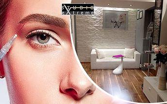 Plasmolifting™ - regenreační ošetření obličeje, krku, dekoltu, nebo partie dle výběru