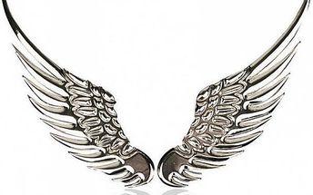 3D samolepka na auto - andělská křídla - skladovka - poštovné zdarma