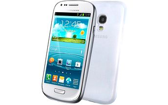 CELLY Gelskin pro Samsung Galaxy S3 Mini, čirá - GELSKIN280