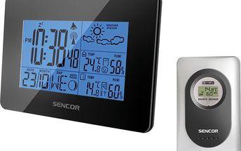 Sencor SWS 51, černá - 8590669135936