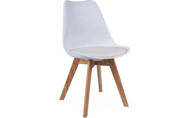 Židle Signal Kris White - doprava zdarma!