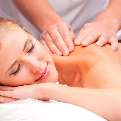 Zdravotní masáž technikou měkkých tkání