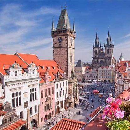 Levné ubytování v Praze pro celou rodinu