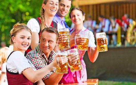 Zájezd do Německa na Oktoberfest v Mnichově pro JEDNOHO