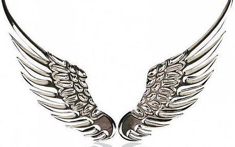 3D samolepka na auto - andělská křídla - dodání do 2 dnů
