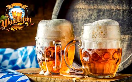 Celý den na nejslavnějším festivalu piva v Evropě, Oktoberfestu v Mnichově