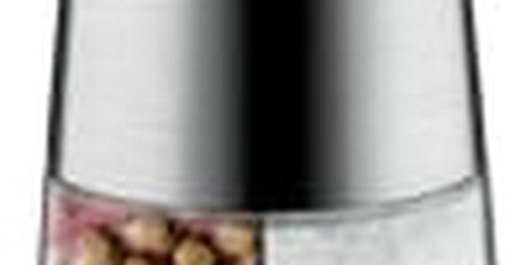 Elektrický mlýnek na pepř a sůl PRESIDENT, 2 v 1