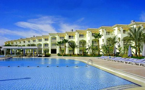 Egypt - Hurghada na 8 až 15 dní, all inclusive nebo polopenze s dopravou budapešť (+1) nebo letecky z Bratislavy