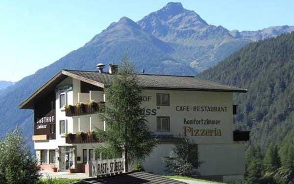 Dovolená v Alpách pro 2 na 3 nebo 4 dny s wellness