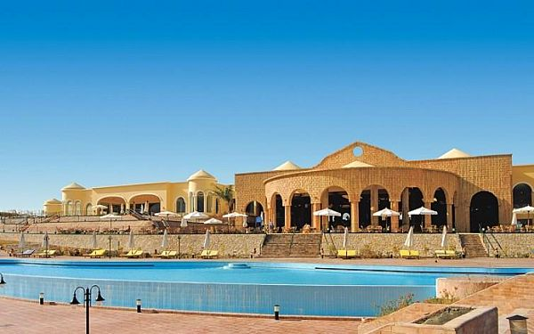 Egypt, Hurghada, letecky na 15 dní s all inclusive