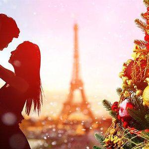 4denní zájezd do adventní Paříže s ubytováním v hotelu pro 1 osobu včetně snídaně