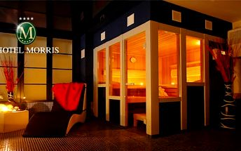 Dámská jízda nebo léčebný pobyt v Hotelu Morris Česká Lípa: 3 dny pro 2 osoby s polopenzí