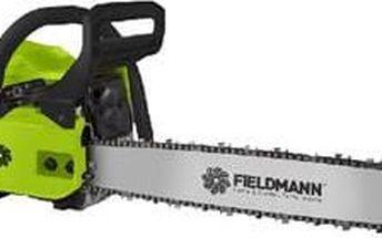 Fieldmann FZP 4516-B, 45cc černá/zelená
