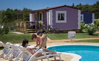 Chorvatsko - Aminess Sirena – Holiday homes Premium Village - Riviéra Novigrad / bez stravy, vlastní doprava, 7 nocí, 2 osoby