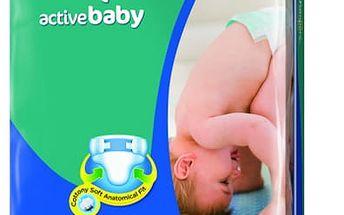 Pampers Active baby 5 junior 11 - 18 kg 64 kusů