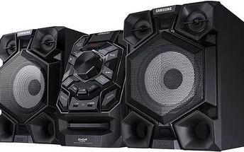 Minisystém Samsung MX-J730 černá barva