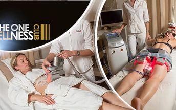 50min. certifikovaná kryolipolýza pro podporu hubnutí: 1, 4, 8 nebo 12 procedur a Praze 1