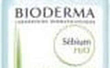 Bioderma Sebium H2O 250ml Pro mastnou pleť 2+1 zdarma