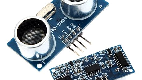 Ultrazvukový senzor vzdálenosti - dodání do 2 dnů