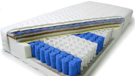 Inters Dakota tašičková komfortní matrace DOPRAVA ZDARMA 120x200
