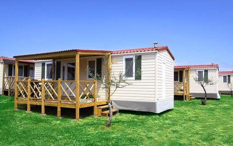 Chorvatsko - Aminess Sirena – Holiday homes Classic - Riviéra Novigrad / bez stravy, vlastní doprava, 7 nocí, 2 osoby