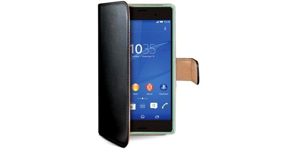 Celly pro Sony Xperia Z3 Compact (WALLY436)