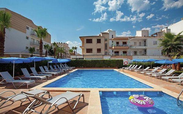 Španělsko, Mallorca, letecky na 8 dní s polopenzí