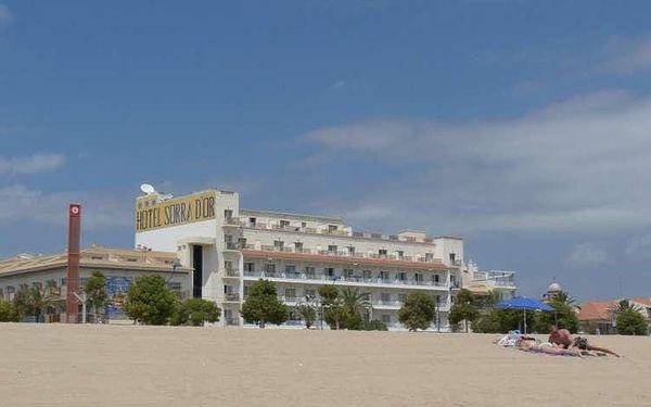 Španělsko - Costa del Maresme na 8 dní, all inclusive s dopravou letecky z Prahy