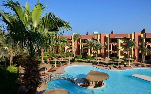 Egypt - Hurghada na 8 dní, all inclusive nebo polopenze s dopravou Bratislavy nebo letecky z Prahy