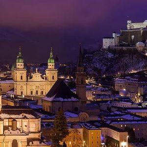 Rakousko - Salzburg, 4. nebo 21.12.: zájezd pro 1 osobu na rej čertů a vánoční trhy z Prahy