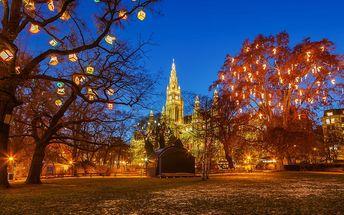 Adventní Vídeň, 17.12.2016: 1denní zájezd pro 1 osobu na vánoční trhy s průvodcem z Prahy